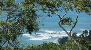 3 Acre Ocean View Land Parcel In The Escaleras Area Of Dominical