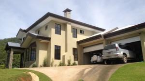 New Mountain Home In Quebradas Near The City Of San Isidro Del General