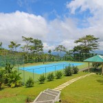 Tennis Court and Gym