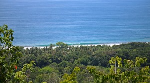 Ocean View Property With River And Waterfall Near Dominical
