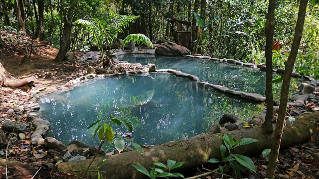 Hot Springs In Hatillo