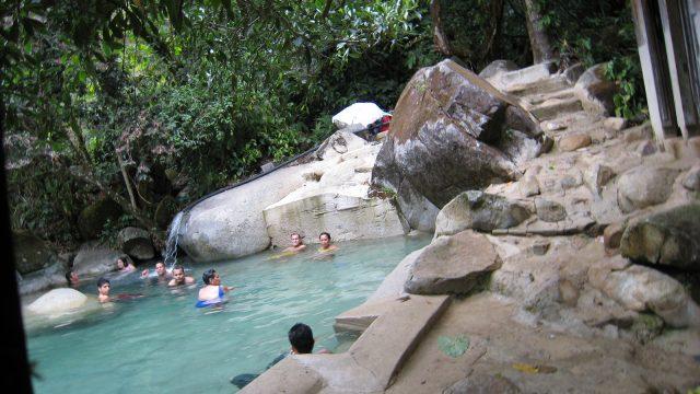Chirripo Hot Springs