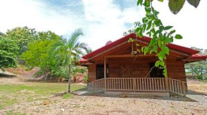 Cabin With 3 Extra Building Sites For A New Hospitality Business In Uvita