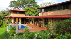 Ocean View Home With Guest House And Pool Near The Beaches Of Uvita