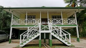 Classic Plantation Home In Golfito Close To The Bay And The Marina