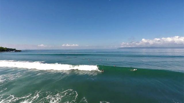 Surfing In Pavones Costa Rica
