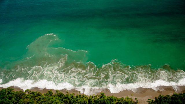 700 Meters of Beachfront