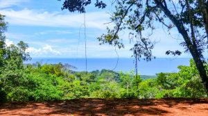 Beautiful Ocean View Property In Hatillo With Large Building Site