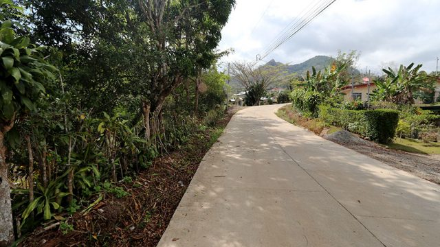 Home Site In Quebradas San Isidro