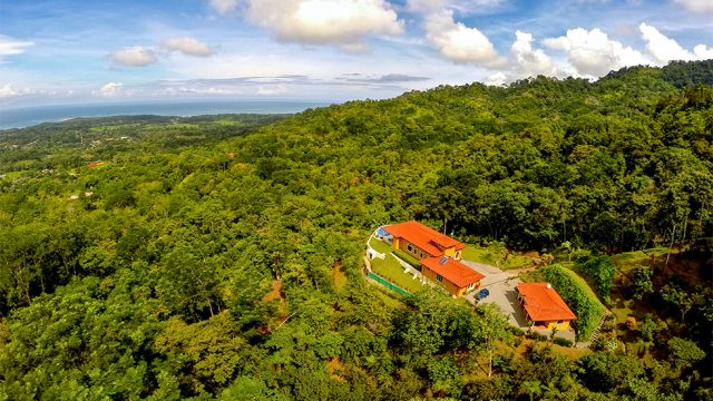 3.5 Acres in Uvita with Privacy
