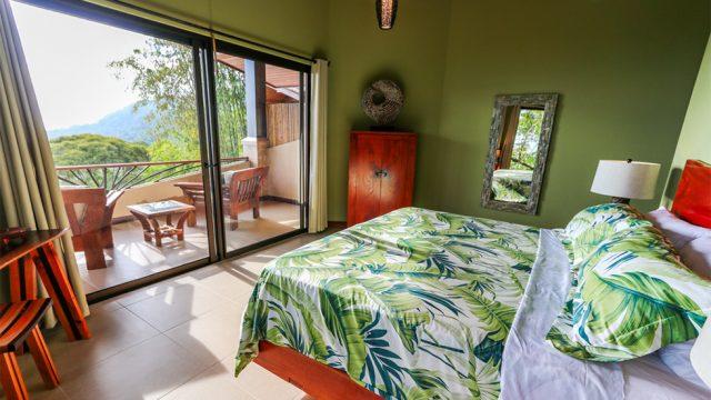 Casa Bambu - Hojas Verdes