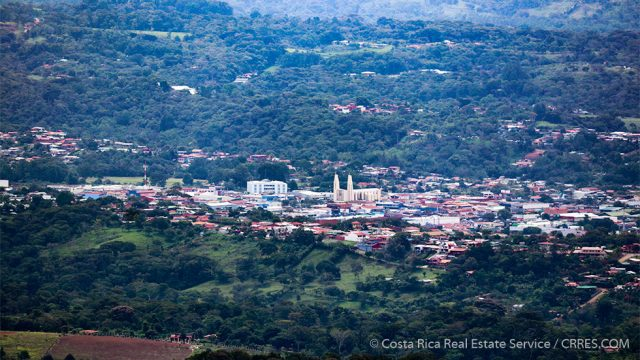The City of San Isidro