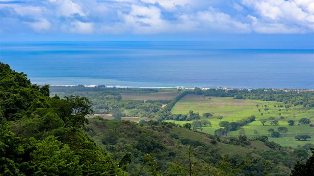 12.5 Acre Property Above Playa Hermosa