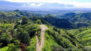 30 Acre Waterfall Property Overlooking the City of San Isidro