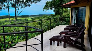 Ocean View Home Close to the Beaches of Dominical and Matapalo