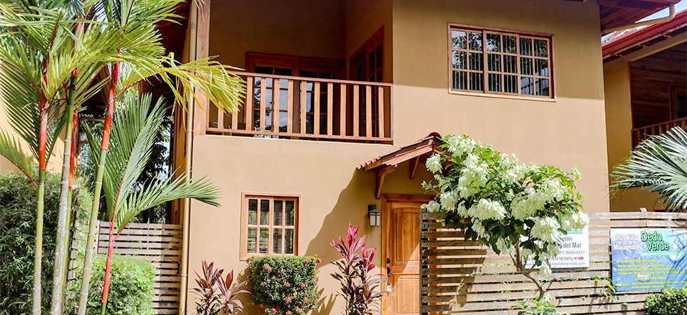 Beach Townhouse in Dominical