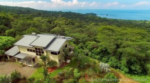 Luxury Ocean View Escaleras Home Close to Dominical Attractions