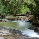 Riverfront Property with Swimming Holes