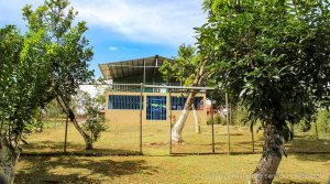 Comfortable Fenced Home with Fruit Orchard on the Outskirts of San Isidro