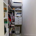 Walk-in-Closet Climate Control