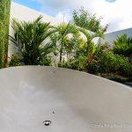 Outside Bathtub