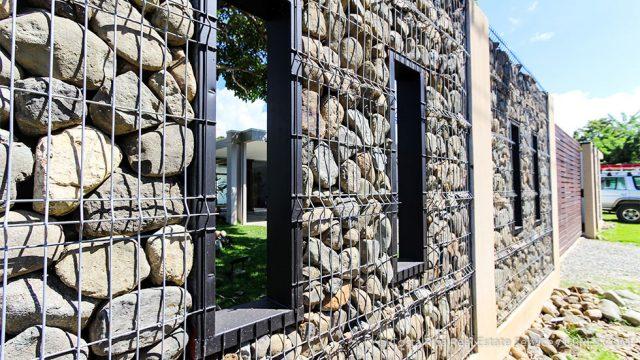 Unique Rock Wall