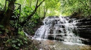 Hotel Spa and Wellness Yoga Retreat with Private Waterfalls