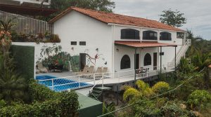 Home Outside of Quepos Marina with Magnificent Views Over the City