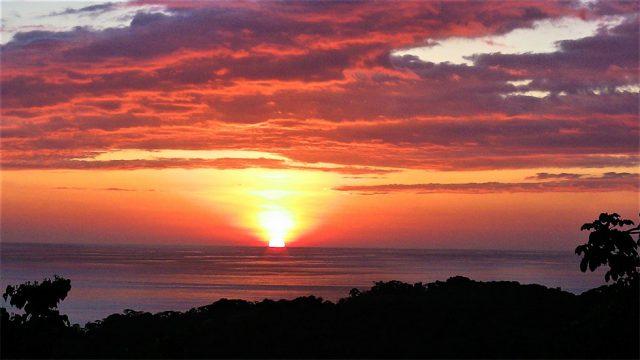 Incredible Sunset Views