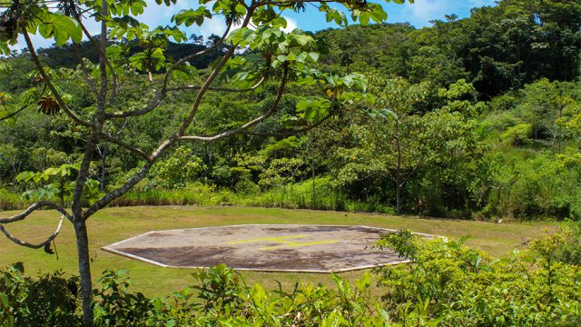 Community Helicopter Pad