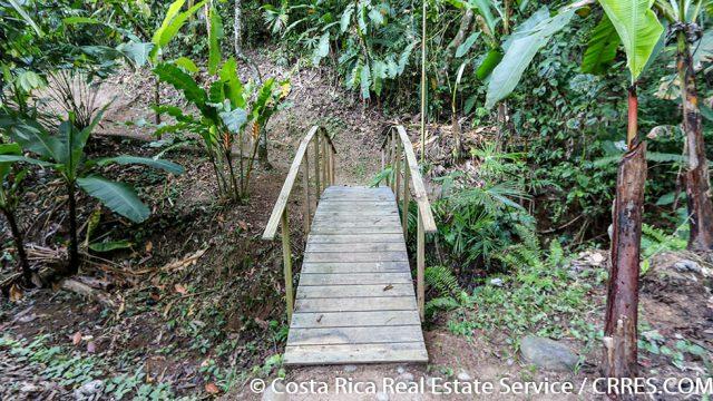 Internal Trail System
