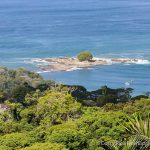 Above Dominicalito Bay