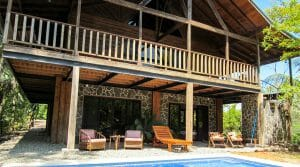 Nature Lovers Home on 34 Acres with River in Guapil Estates