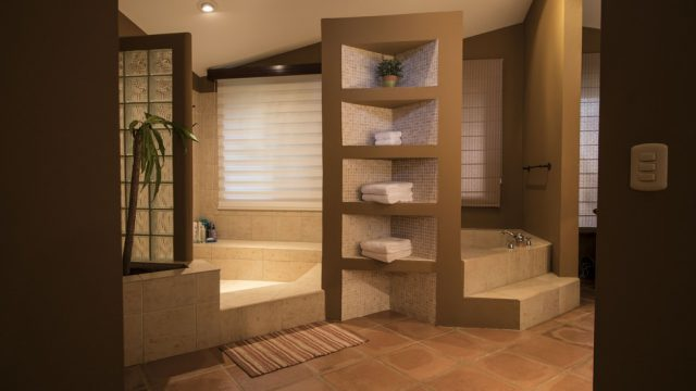 Private Bathrooms