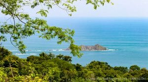 Land with Ocean View and Rainforest Zones in Brisas del Mar