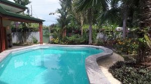 An Oasis In The Center Of Uvita – A Unique 2 Bedroom Home with Pool