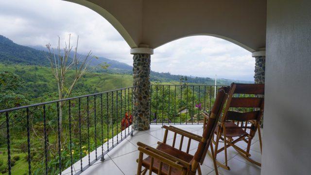 Surrounded Balcony