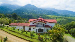 Stunning Mountain Home in Vistas de Chirripo of Perez Zeledon