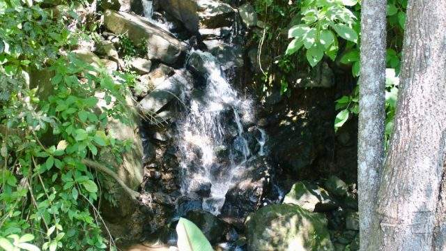 Private Waterfall