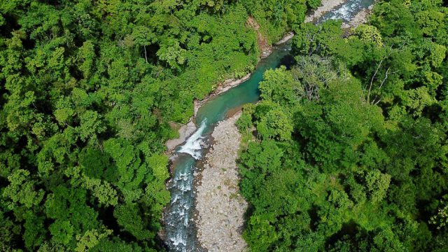 Own Both Sides of the Uvita River