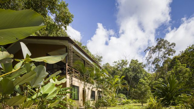 The Howler House in Uvita