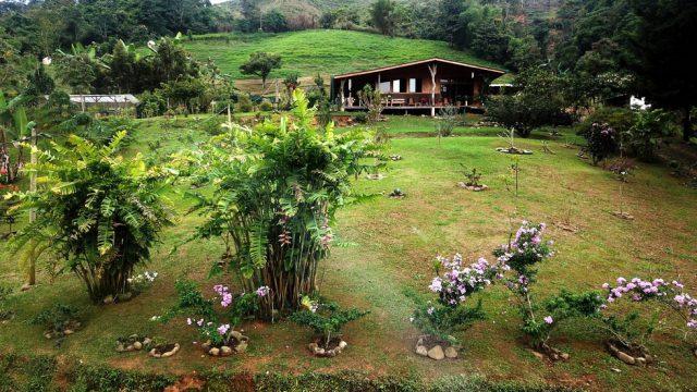 Country Home near Chirripo