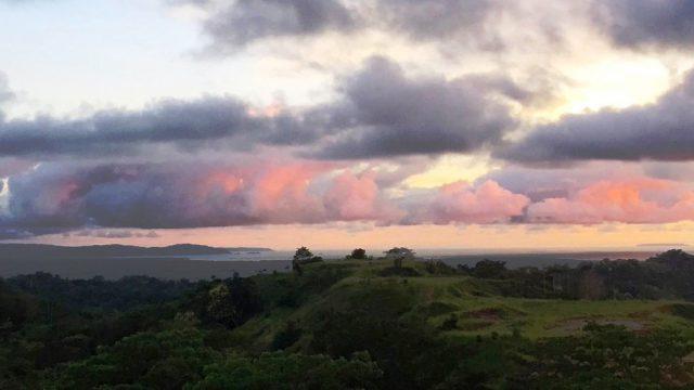 Panoramic Osa Peninsula Ocean View