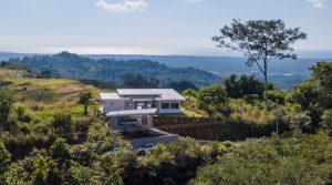 Modern Ocean View Home Overlooking the Osa Peninsula