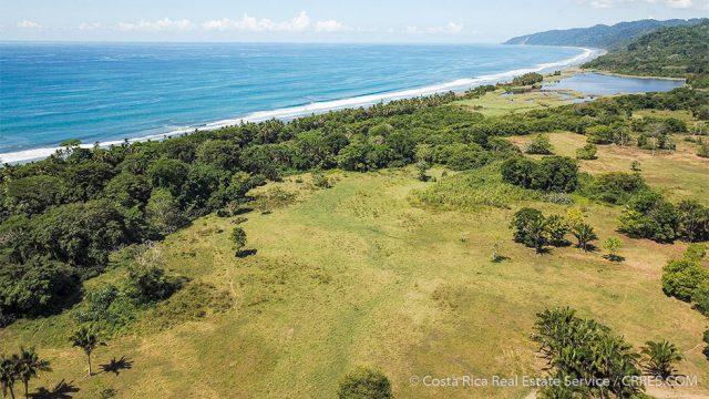 Beachfront Pasture Land