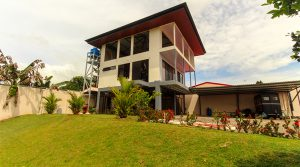 Unfinished Three Story Home with Chirripo Mountain Views