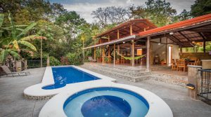 B & B Style Home With Pool On Six Private Acres In The Hills Of Hatillo