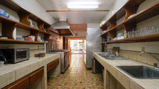 Industrial Sized Kitchen