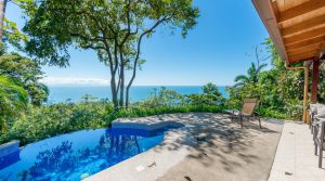 Home in Escaleras with Epic Ocean Views and Extra Building Pad