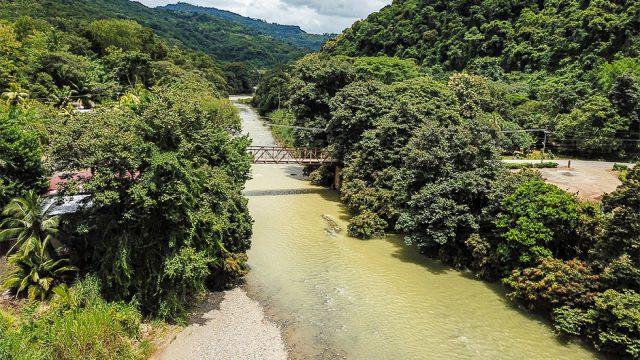 Beautiful River Setting